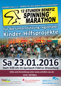 Spinningmarathon 2016