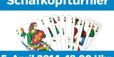 Schafkopfturnier 2014